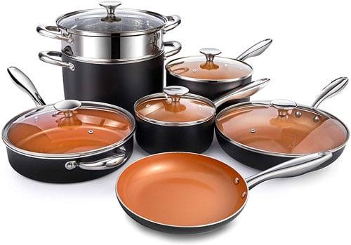 Copper cokware