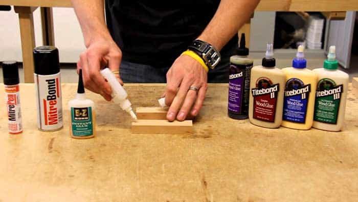Glue for Balsa Wood