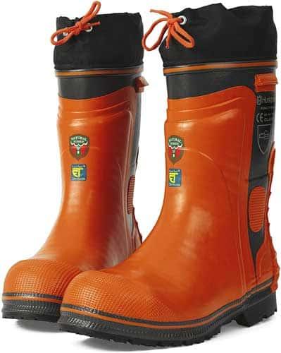 Husqvarna 544027944 Rubber Loggers Boots