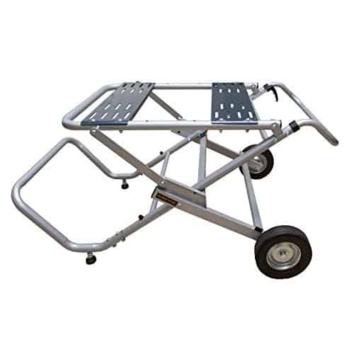 POWERTEC MT4009 Rolling Foldable Table Saw Stand