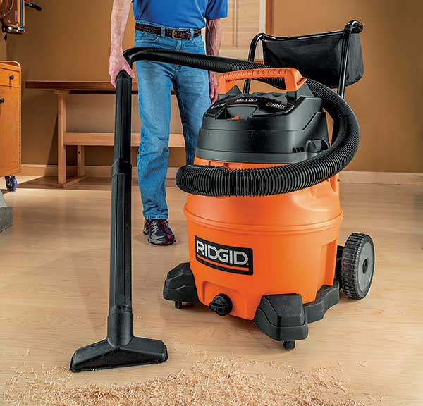 Shop Vac for Woodworking