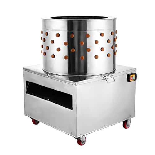 VEVOR Stainless Steel Poultry Defeather