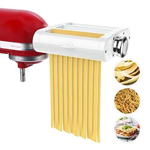 ANTREE Pasta Maker Attachment- 3 in 1 Set