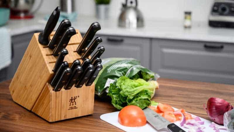 Best Dishwasher Safe Knife Set Reviews