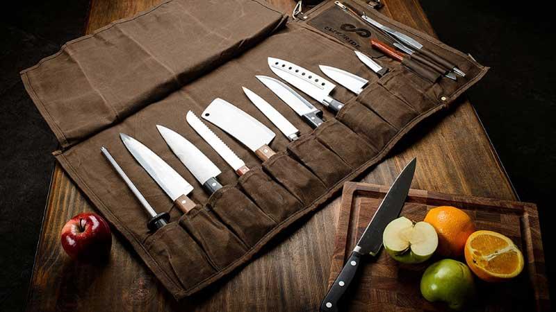 Best Knife Bag Reviews