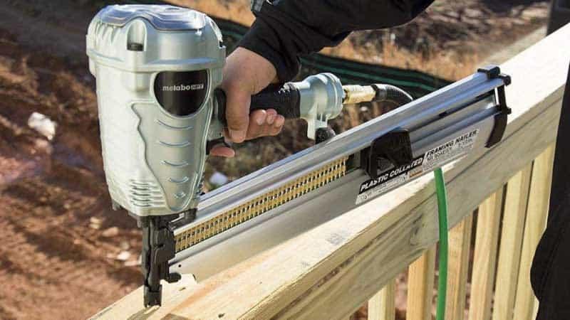 Best Nail Gun for Hardie Trim