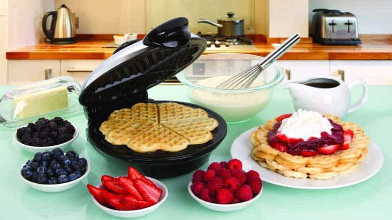 Best Thin Waffle Maker Reviews