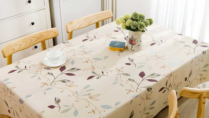 Best Vinyl Tablecloth Reviews