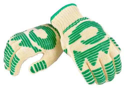 G & F 1684L Dupont Nomex & Kevlar Heat Resistant Gloves