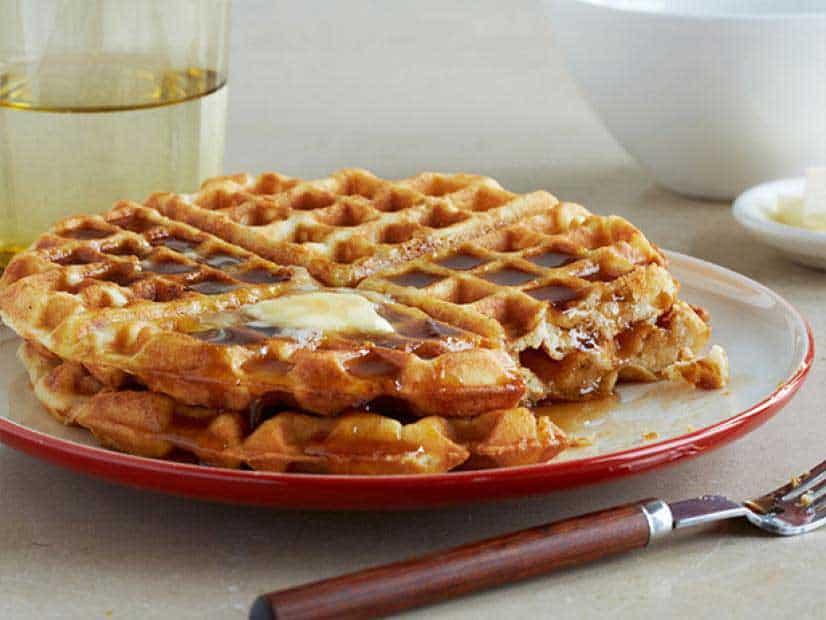 How to Make Thin Waffle
