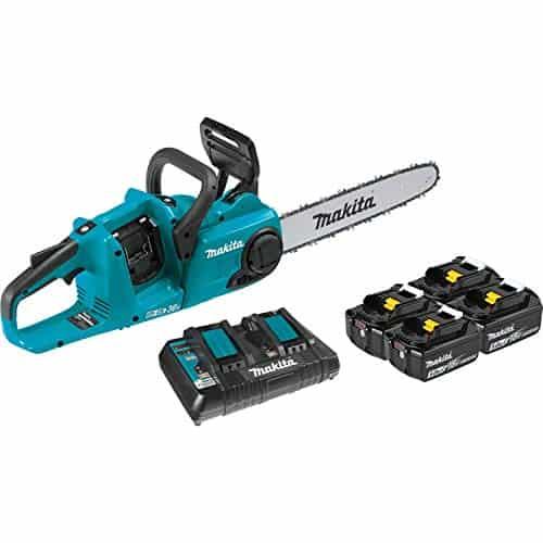 Makita XCU03PT1 18V X2 Brushless Cordless Chain Saw