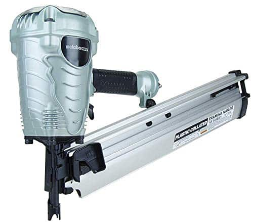 Metabo HPT Framing Nailer The Pro Preferred Brand of Pneumatic Nailers NR90AES1