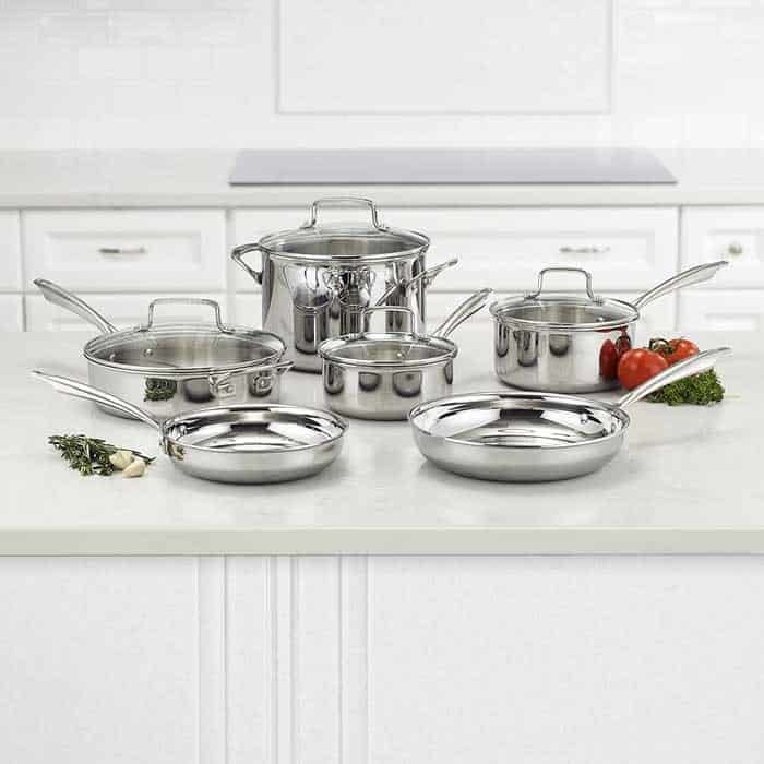 Pots and Pans for Electric Stove