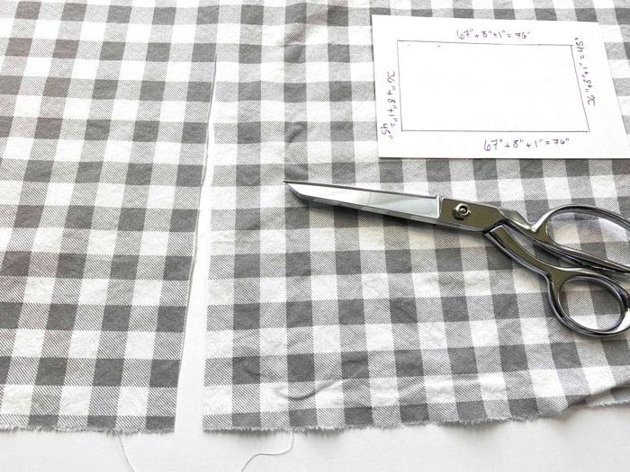 Cut the Cloth