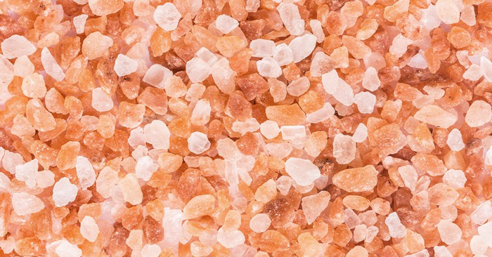 Using Rock Salt